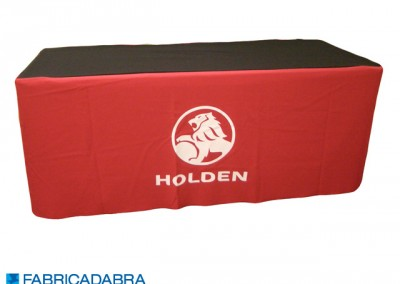 Fabricadabra Trestle Table Cloth - Example