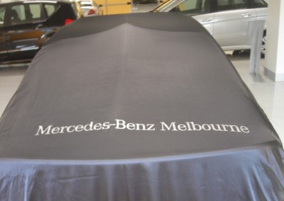 Car Reveals - Mercedes Benz Melbourne
